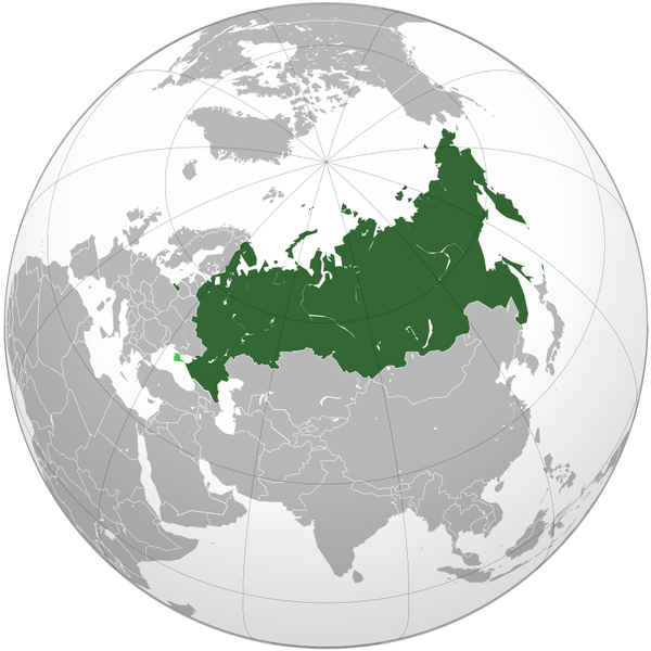 Geopolítica da Rússia
