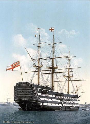 Navio de Linha na Era da Vela