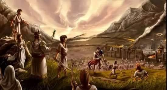 História Militar no Antigo Israel