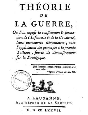 Paul-Gédéon Joly de Maïzeroy (1719-1780)