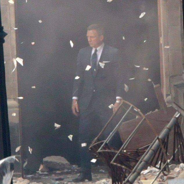 James Bond: Espião?