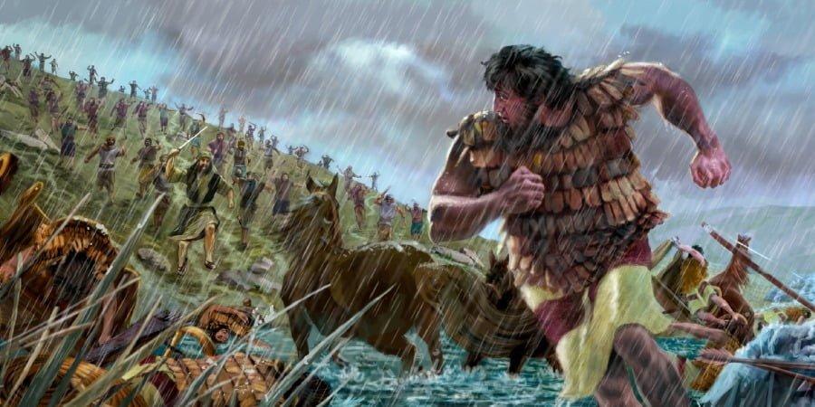 A BATALHA CONTRA SÍSERA EM XI a.C.: a origem de Israel
