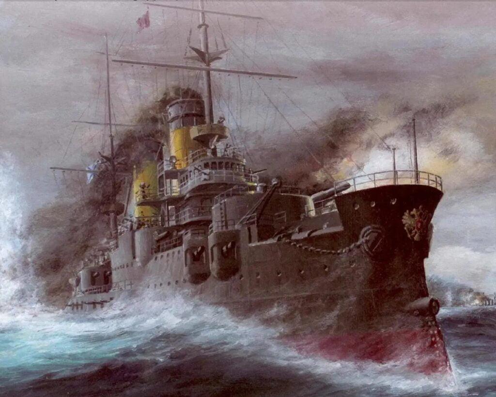 Batalha de Tsushima (1905)