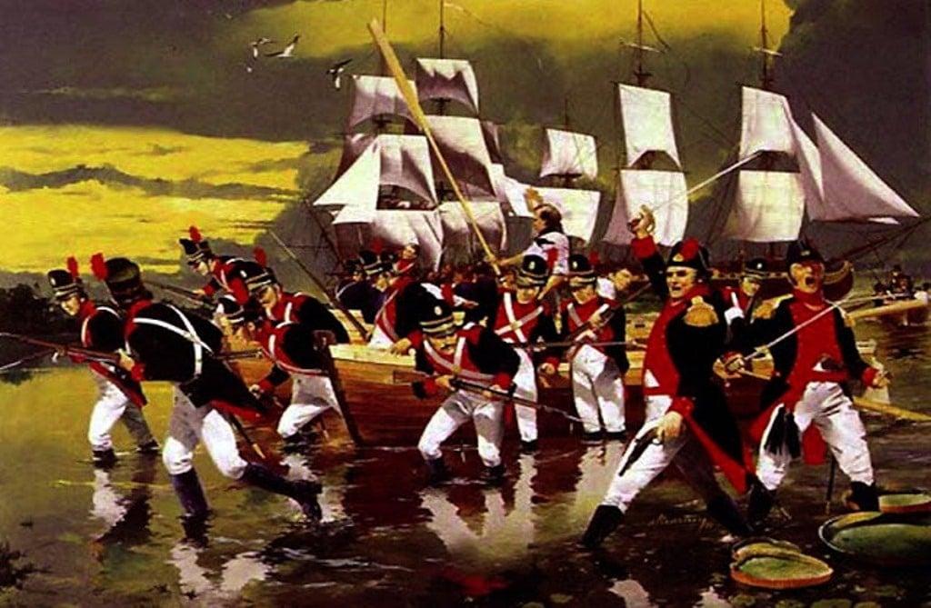 A Conquista de Caiena pelo Império Português