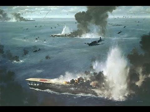 Batalha de Midway: visão de John Keegan