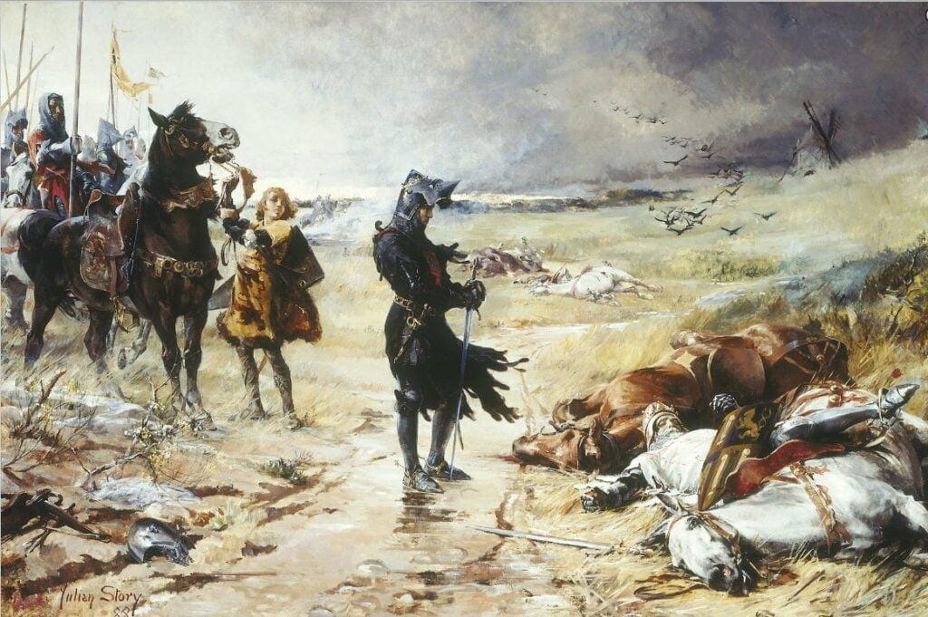 Eduardo de Woodstock, o Príncipe Negro