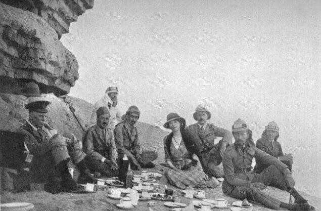 Gertrude Bell: a guerra secreta no Oriente Médio