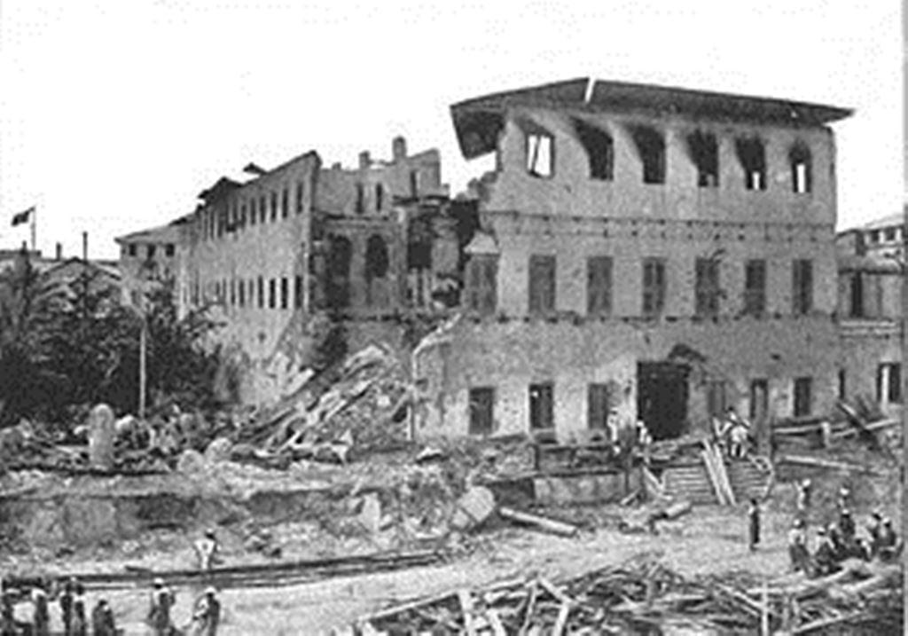 Guerra Anglo-Zanzibari: A Batalha mais curta da História