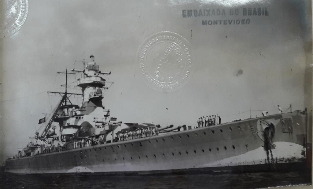 A Batalha do Rio da Prata: As ações do Graf Spee na  Segunda Guerra Mundial na Costa da América do Sul