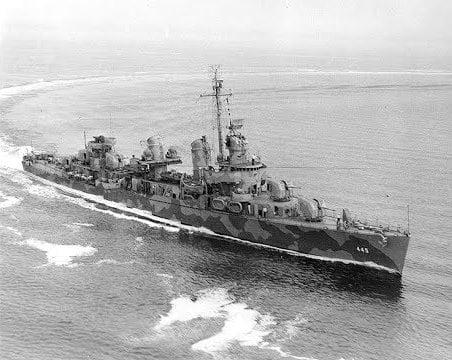 Classe Fletcher: O Melhor Destroyer da Segunda Guerra Mundial